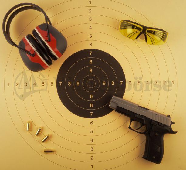 """Schiesskurs """"Basis 1 einfache Waffenhandhabung"""""""