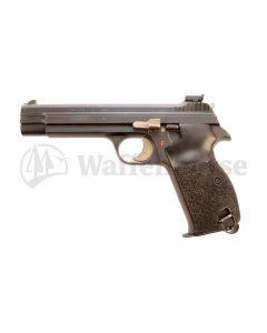 SIG 210-A  Pistole  9mm para + 7,65mm para