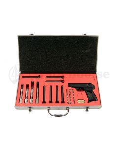 Heckler & Koch Pistole P4 Set  .22lr/6,35mm/7,65mm/9mm kurz