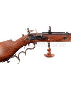 PEDERSOLI Steinschloss Swiss Match Rifle  .45