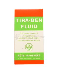 TIRA BEN Fluid Augenwasser- Mouchenwasser