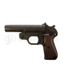 Deutsche Kipplauf -  Signalpistole Kal 4 / 26,5mm