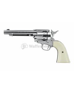 UMAREX Colt  SAA  Peacemake Nickel    CO2 4,5mm