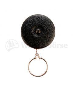 KEY-BAK Schlüsselanhänger mit Kette  60cm / Klammer