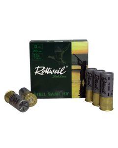 Rottweil Steel - Stahl Game  HV 12/70 Nr. 2 / 3,75mm
