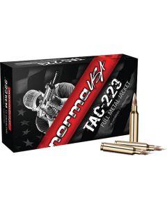 NORMA TAC . 223 Remington VM  3,56g / 55grain Action