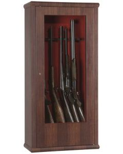 INFAC Waffentresor LV12 - 12 Langwaffen, Glas-Holzimitat.