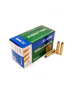 SELLIER & Bellot . 22 Magnum/ WMR 2,60 g JHP
