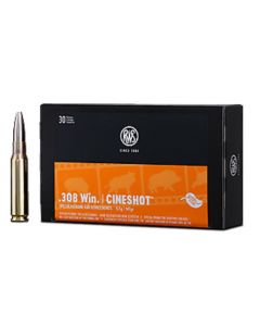 RWS .308 Win Cineshot Orange 9,5g