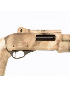 AKKAR TK 355 Camo Pumper   12-76