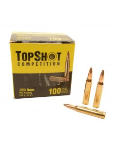 TOP SHOT .223 Remington VM  3,56g / 55grain