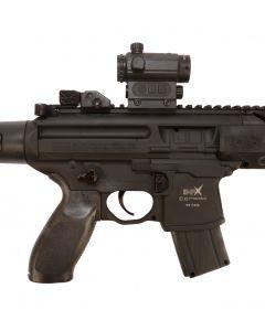 SIG SAUER AIRGUN  MPX-MRD Black CO2 4,5mm Diabolo