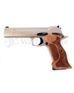 SIG SAUER 210 Super Target Silver  9mm para