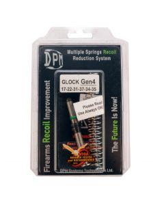 DPM Rückstossdämpfer Glock 17-22-31-34-37 Gen 4