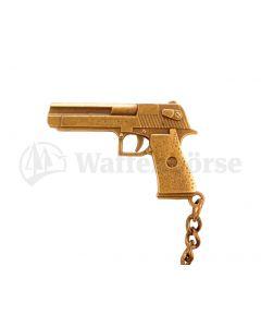 Schlüsselanhänger  Desert Eagle Messing