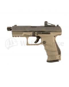 WALTHER PPQ Q4 TAC Combo 9mm para Shield RMS-C Sight