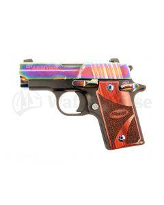 SIG SAUER P 238 Rainbow  9mm kurz