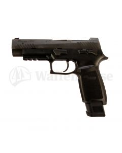 SIG SAUER P320 Full Size M17 US Army Bravo Black 9mm para