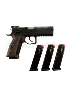 PHOENIX Redback Light Black  9mm para