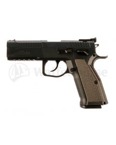 PHOENIX Redback Stahl Black  9mm para
