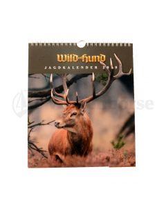 WILD & HUND Wochenkalender 2019