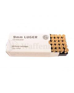 GECO 9mm Para weiss  VM 7,5g