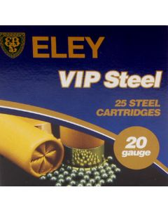 ELEY VIP Steel Trap 20/70 2,7 mm 24 gramm