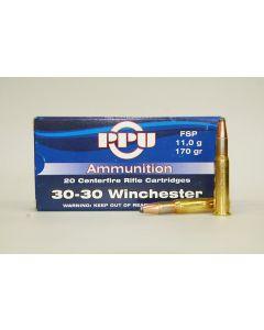 Partizan PPU .30-30 Winchester  FSP  9,7g