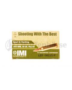 IMI  .223 Remington VM  3,56g / 55grain