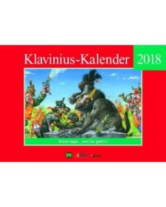 KLAVINIUS Jahreskalender 2018