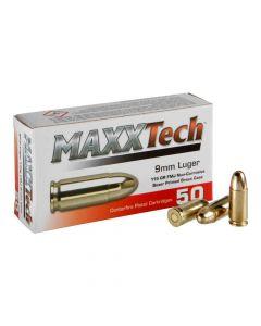 MAXX Tech  9mm Luger/ Para VM 7,5g/115grain