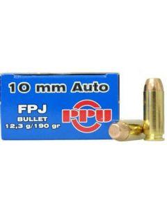 Partizan PPU .10mm Auto FPJ  190grain