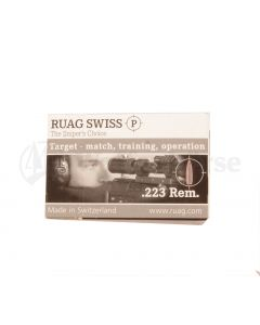 RUAG Swiss .223 Remington Target 4.5g/ 69gr