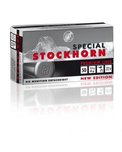 RWS Dynamit Nobel .22 long rifle Stockhorn