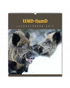 WILD & HUND Wochenkalender 2018
