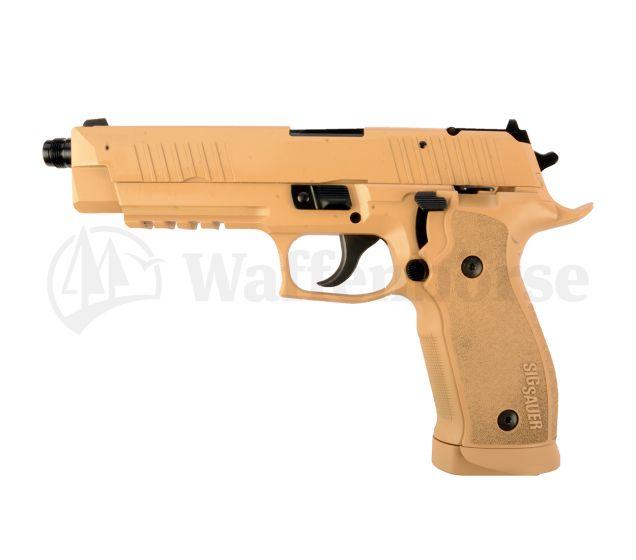 SIG SAUER 226 X-Five Allround Tactical Desert Sand DA/SA  9mm para