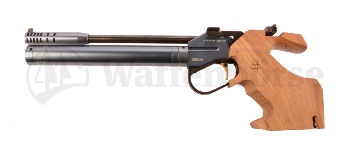 MORINI CM 162 EI Titan  Pressluftpistole 4,5mm