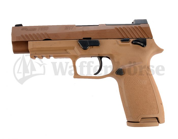SIG SAUER P320 Full Size M17 US Army    9mm para