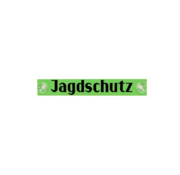 Fritzmann Kunststoff-Schild Jagdschutz