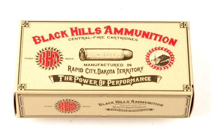 BLACK HILLS  .44 S&W Russian 210 gr