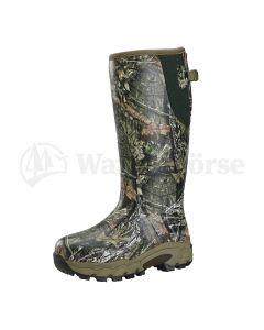 """GATEWAY1  Pro Shooter Stiefel bis -40C  18""""  7mm  Side-Zip Mossy Oak"""