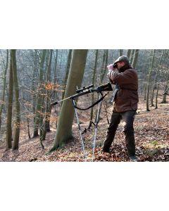 Mjoelner Hunting  Fenris  Stick Zielstock Camo