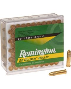 Remington Golden Bullet .22lr long VM High Velocity