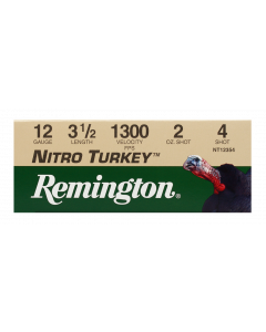 Remington Turkey no 4 3,3mm 12-89