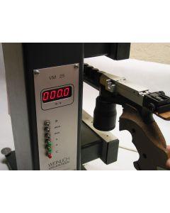 V0-messung Lang- und Faustfeuerwaffen