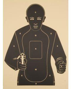 KROMER Scheibe Combat Colt