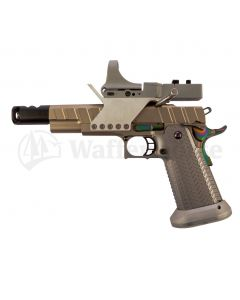CKA  1911 - 2011 Open Bronce  C-More  9mm para