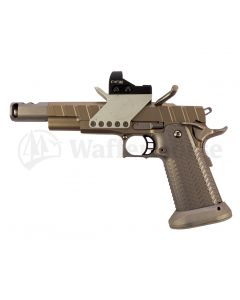 CKA  1911 - 2011 Open Bronce  C-More RTS II   9mm para