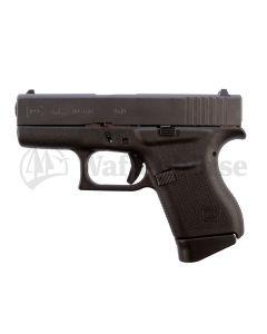 GLOCK Slim 43  Pistole 9mm para