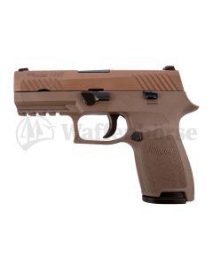 SIG SAUER P320 Carry Nitron FDE  (Compact )   9mm para